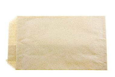 Kraft zakjes 10 x 16 cm