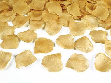 Strooiblaadjes goud