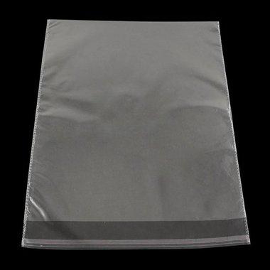 Cellofaan zakjes 22 x 37 cm