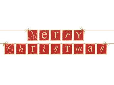 Slinger merry christmas in 2 delen