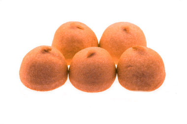 Spekbol oranje