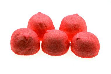 Spekbol rood