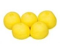 Spekbol geel