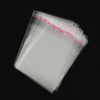 Cellofaan zakjes 10 x 15 cm 10 stuks