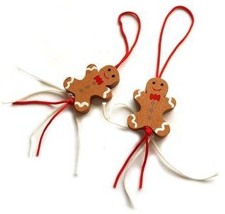 Gelukspoppetjes gingerbreadmen