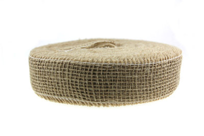 Jute lint naturel