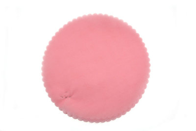 50 Tule cirkels Roze