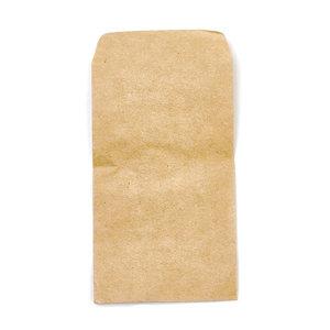 Kraft envelop 6 x 11.5 cm