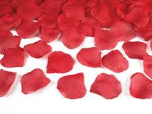 Strooiblaadjes rood